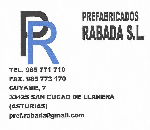 Prefabricados Rabada S.L.